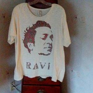 MP NWT Sitar Maestro Ravi Boyfriend Cut